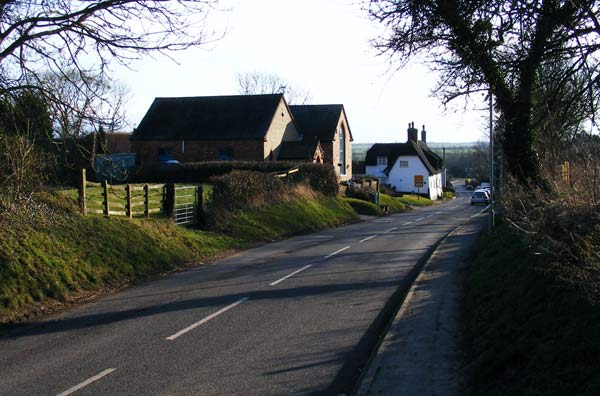 Main Street Great Gidding