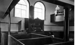 Main Street (east) Great Gidding No. 10 - Baptist Church Interior