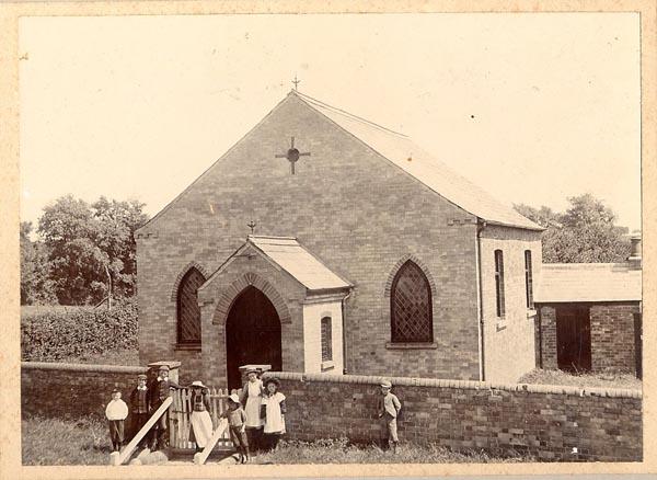 Main Street (east) Great Gidding No. 44 – Methodist Chapel