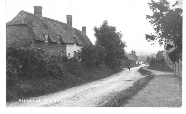 Main Street (east) Great Gidding No. 44