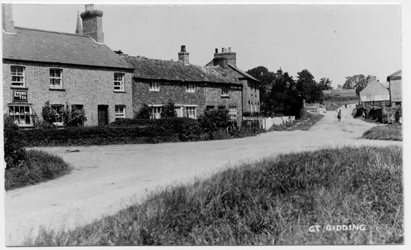 Main Street (west) Great Gidding No. 1