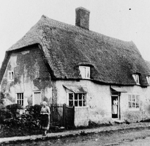 Main Street (west) Great Gidding No. 83
