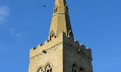 St Michael's bell tower