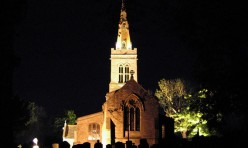 St Michael's night view