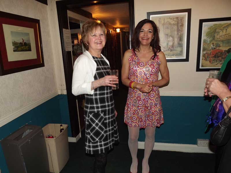 60s Party Fox and Hounds Great Gidding