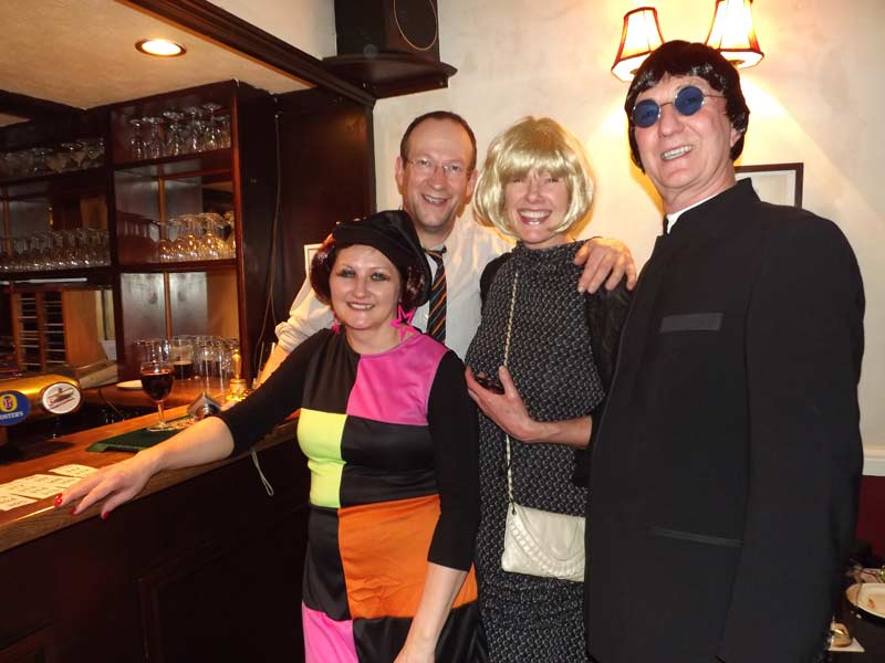 60's New Year's Eve Party 2011