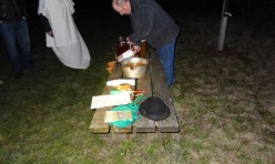 Wassail, January 2012, Great Gidding