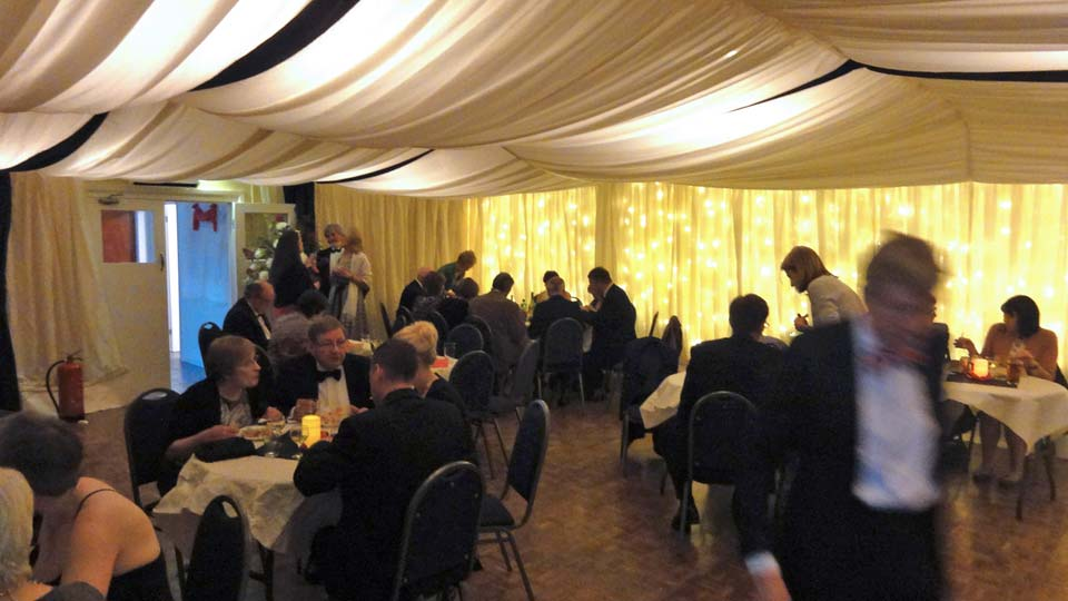 Great Gidding Queen's Diamond Jubilee Dinner Dance