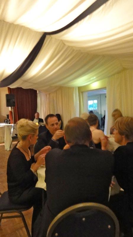 Great Gidding Queen's Diamond Jubilee Dinner Dance