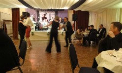 Great Gidding Queen's Diamond Jubilee Dinner Dance 2012