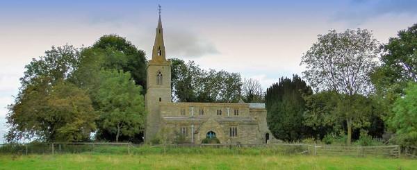 St Andrew's Church, Steeple Gidding