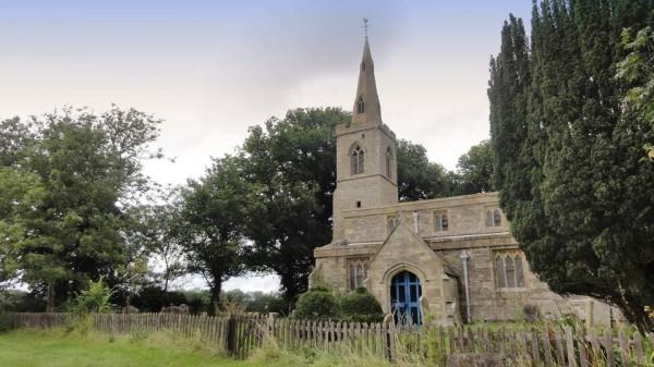 St Andrew's, Steeple Gidding