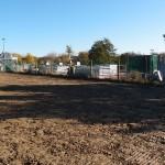 Sewage farm