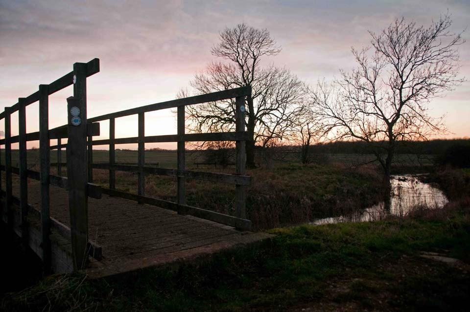 Bridge, Little Gidding