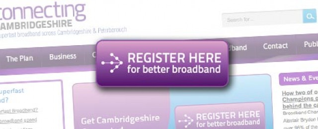 Superfast broadband begins to rollout - but Gidding has to wait TWO more years!!