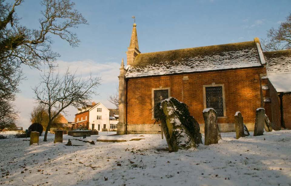 St John's church, Little Gidding