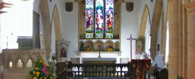 Choral Evensongs at St Michael's Church, Sunday 18th September