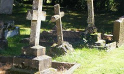 St Michael's Churchyard, Great Gidding 2009