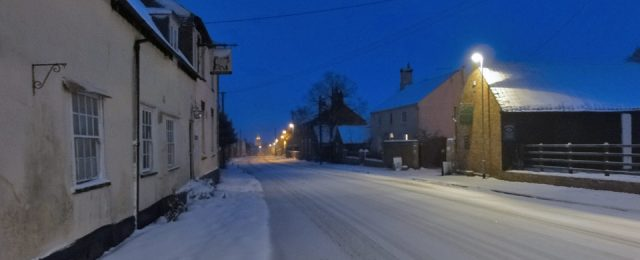 Parish Council Clarion - Winter 2018