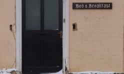 Pub front door
