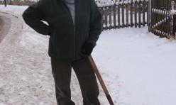 Great Gidding Resident, January 2013