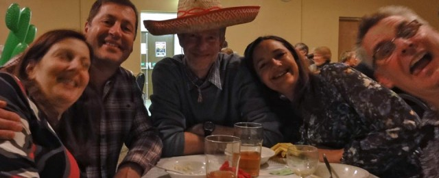 """AY CARAMBA!"" Chilli Night raises over £2000!"