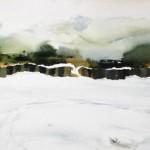 Late January, Ostra Skala, 700mm x 500mm – Krystyna Wojcik