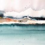 Winter haze, Buttermere 500mm x 400mm – Krystyna Wojcik