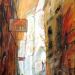 Urban Light Series – Montpellier II. 500 x 700mm – Paul Joseph-Crank