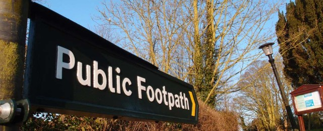 Parish Footpaths and Bridleways