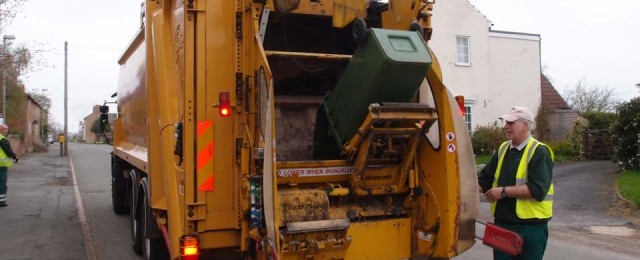 Waste collection arrangements for the Christmas period