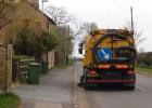 Street Cleaning Thursday morning 26 Feb - polite notice