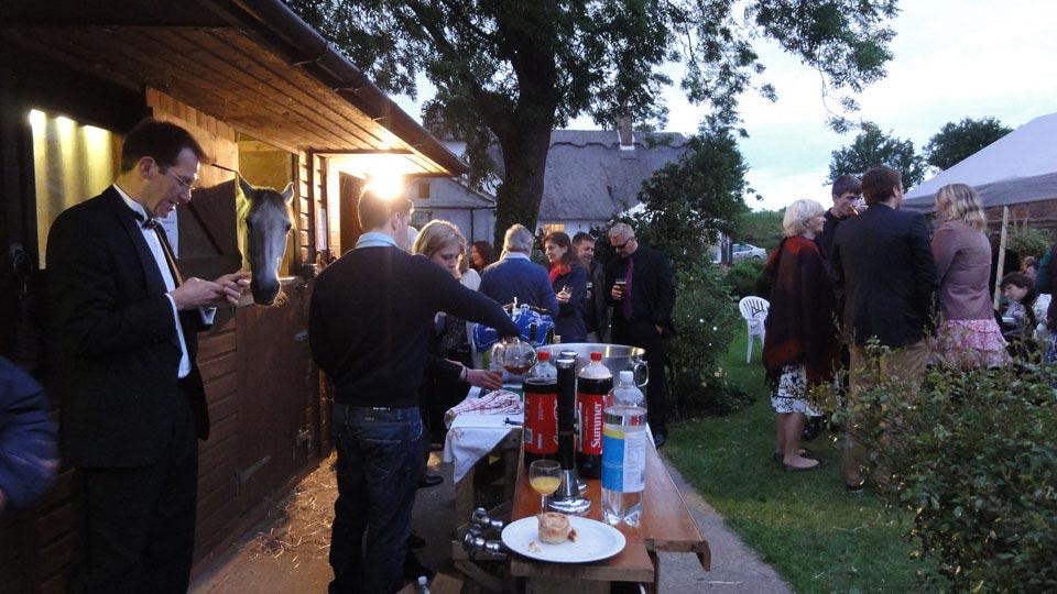 An Evening in the Garden June 22nd