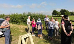 Great Gidding Gala 2013 - History Walk