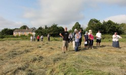 Great Gidding Gala July 2013 – History Walk
