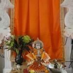 Great Gidding Gala week visit to Hindu Temple