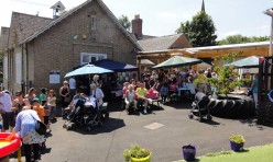Great Gidding School Fete July 2013