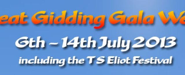 Great Gidding Gala Week