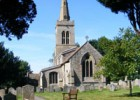 St Michael's Church Great Gidding