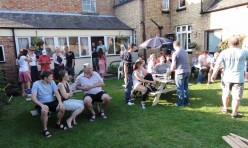 Great Gidding Aunt Sally Tournament 2013