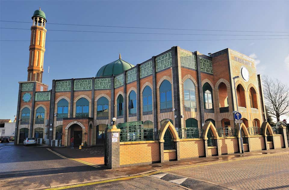 Great Gidding visit to two of Peterborough's mosques – The ...