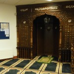 Great Gidding visit to Khadijah Mosque Islamic Centre in Cromwell Road, Peterborough