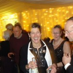 Swing Night, Great Gidding Village Hall, Jan 2014