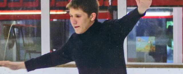 Local Figure Skater Triumphs Again