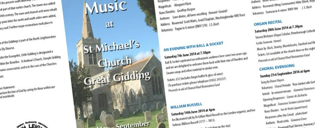 Music at St Michael's Church
