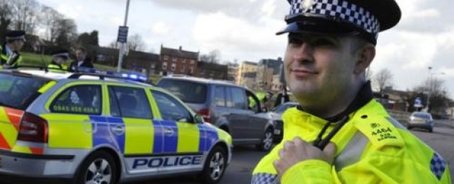 Could you, or someone you know, be a police officer?