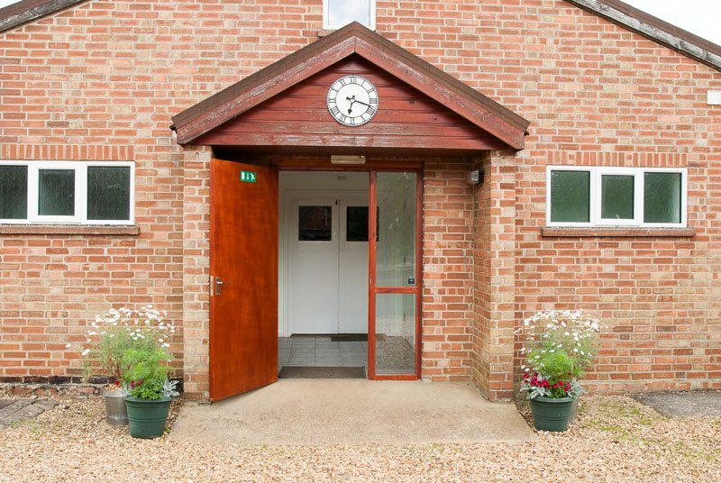 GREAT GIDDING Village Hall