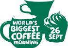 Macmillan Coffee Morning at Glatton