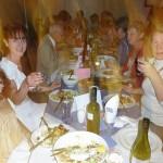 Greek Night in Great Gidding October 2014