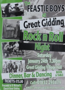 Rock and Roll Night, Great Gidding
